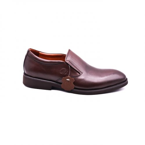 Citywalk LB1020 Official leather slip ons 6
