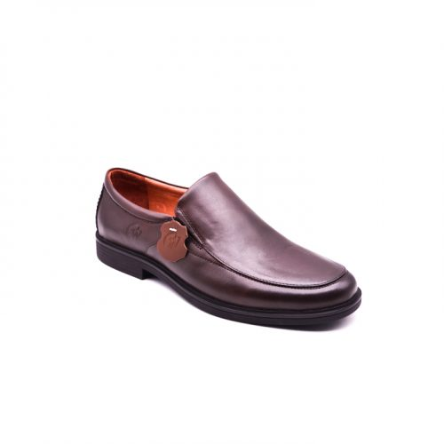Citywalk LB1021 Official leather slip ons 3