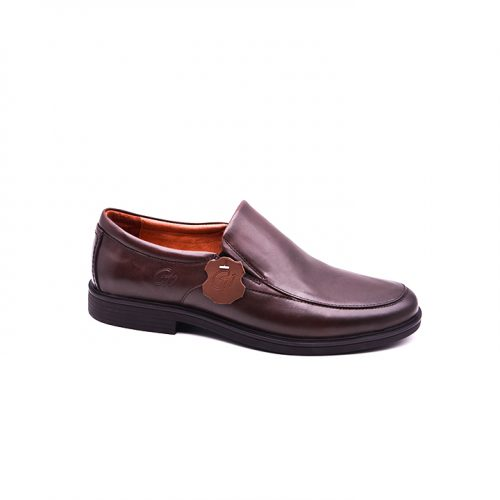 Citywalk LB1021 Official leather slip ons