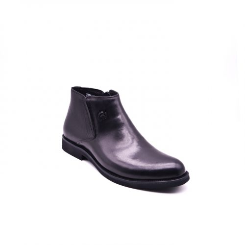 Citywalk LB1022 Official leather ankle boots 1