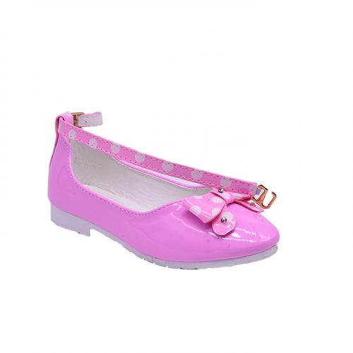 Ciy doll KD10941ballerina flats with ankle strap